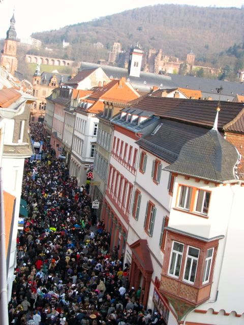 Fasching Parade in Heidelberg179