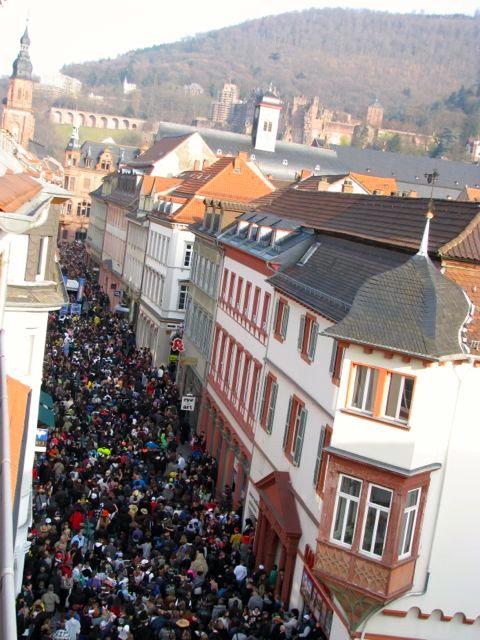 Fasching Parade in Heidelberg179