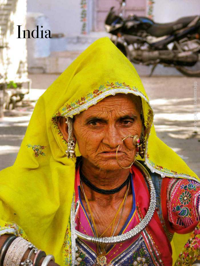 woman-in-jaipur-india