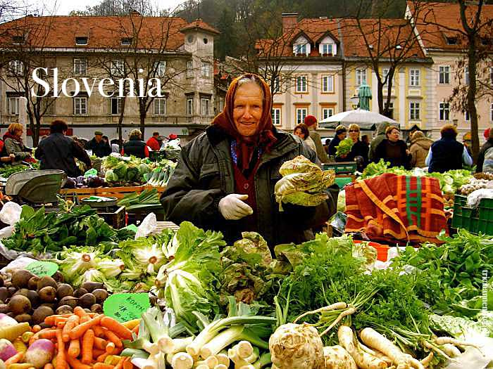 woman-selling-vegetables-in-slovenia