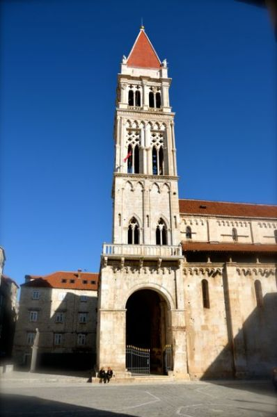 Cathedral of St. Lawrence in Trogir