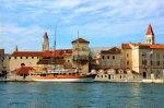 Trogir, croatia waterfront