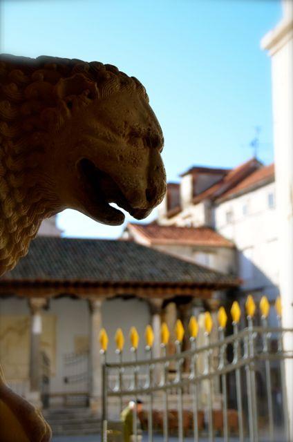 St. Lawrence Trogir Portal Radovan Croatia 10