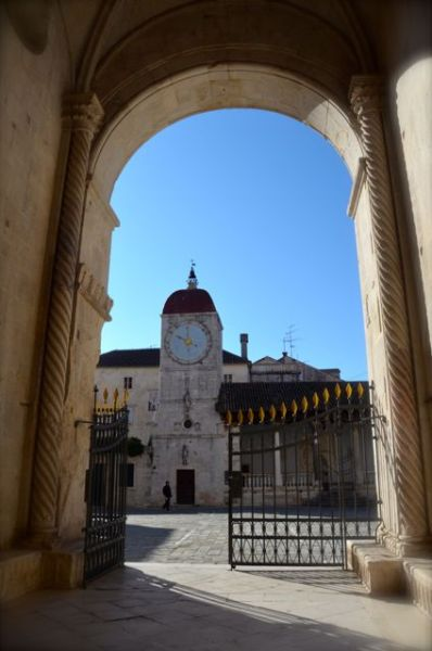 St. Lawrence Trogir Portal Radovan Croatia 2