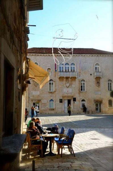 Trogir Street Scenes10