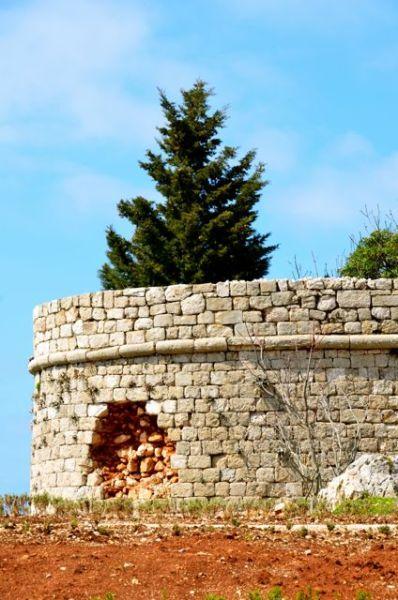 Fort Imperial atop mount srdj