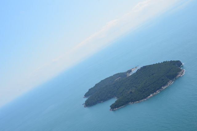 Lokrum Island in Dubrovnik