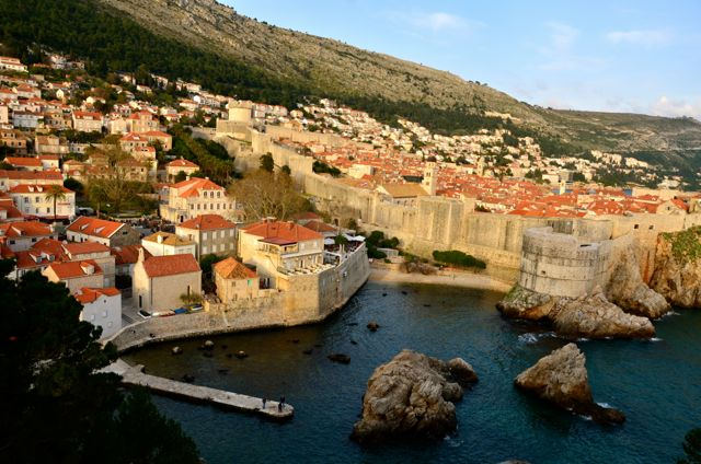 Dubrovnik Street Scenes1876