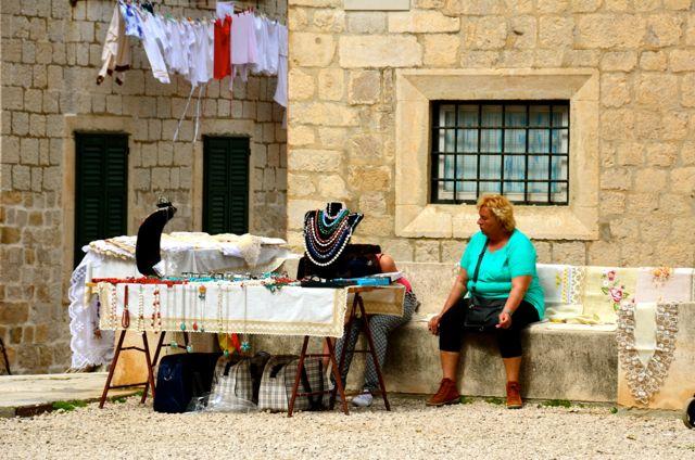 Dubrovnik Street Scenes2000