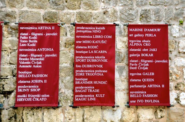Dubrovnik Street Scenes29