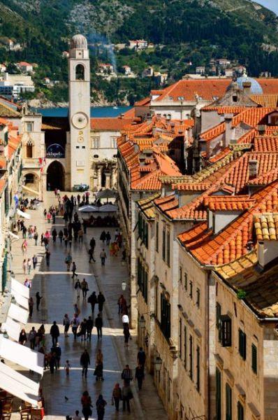 Dubrovnik Street Scenes49