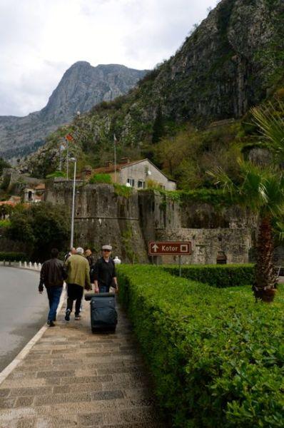 Kotor Montenegro Fortress
