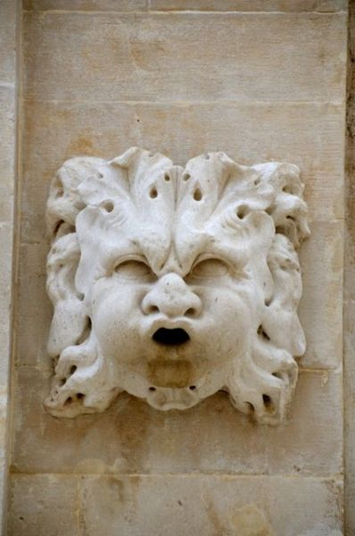 Maskeron Carved Faces in Dubrovnik01