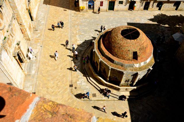 Walking Walls in Dubrovnik30