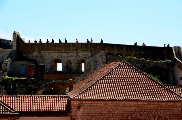 Walking Walls in Dubrovnik31