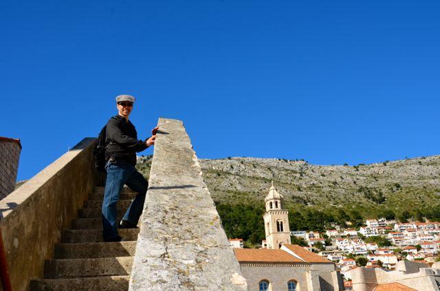 Walking Walls in Dubrovnik67