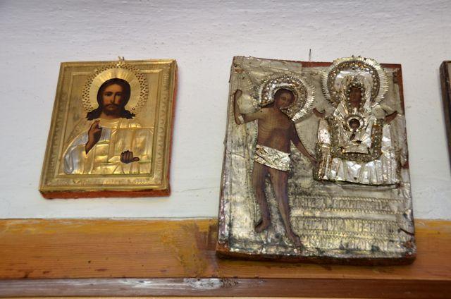 Byzantine icon workshop in Kastraki Dimitrios Moulas23