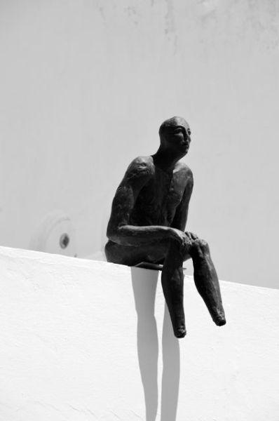 santorini in black and white04