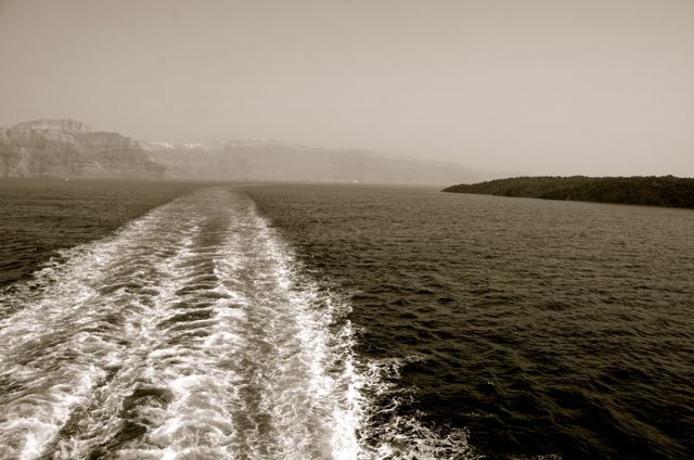 santorini in black and white18