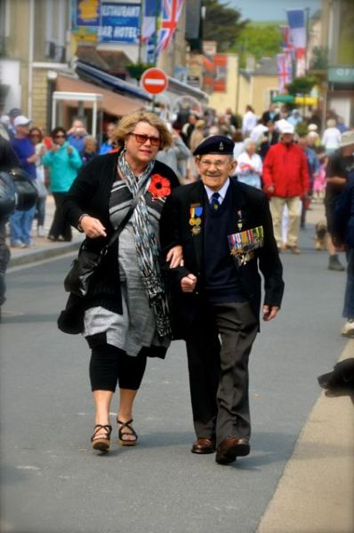 Ddayveteran2013Normandy