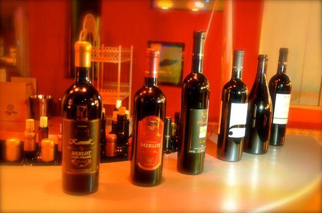 Macedonian Wine Tasting in Skopje06
