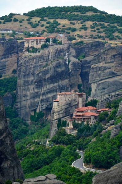 Meteora Monasteries Greece Visit Sunset Tour17