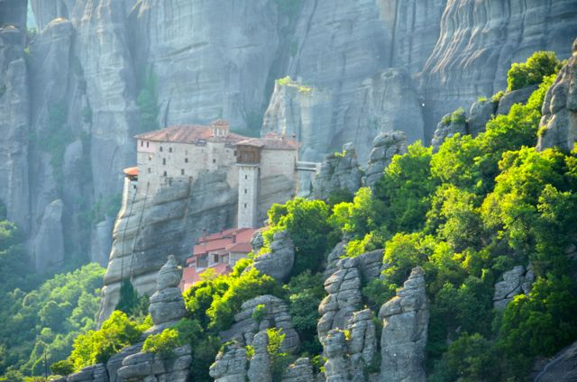 Meteora Monasteries Greece Visit Sunset Tour74