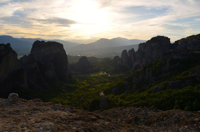 Meteora Monasteries Greece Visit Sunset Tour77