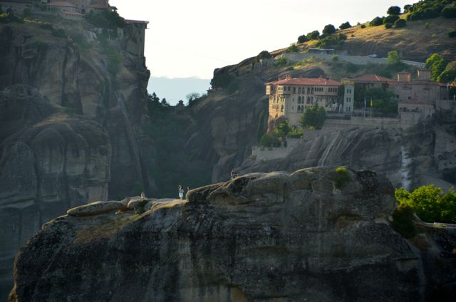 Meteora Monasteries Greece Visit Sunset Tour82