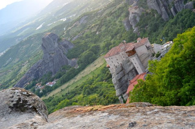 Meteora Monasteries Greece Visit Sunset Tour84