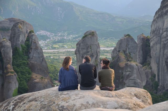 Meteora Monasteries Greece Visit Sunset Tour86