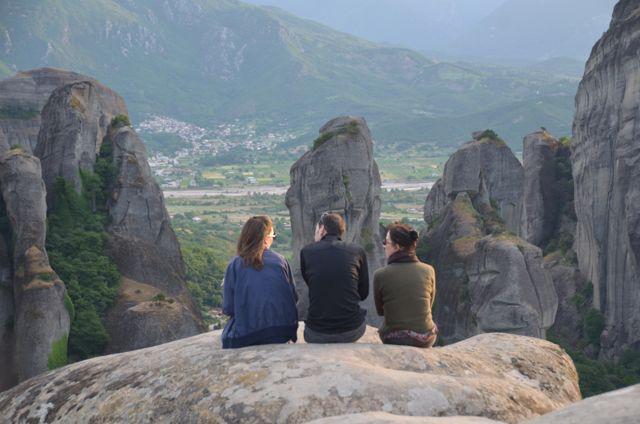 Meteora Monasteries Greece Visit Sunset Tour86