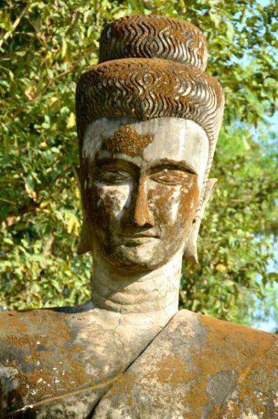 Buddha Park Vientiane Laos Xieng Khuan005