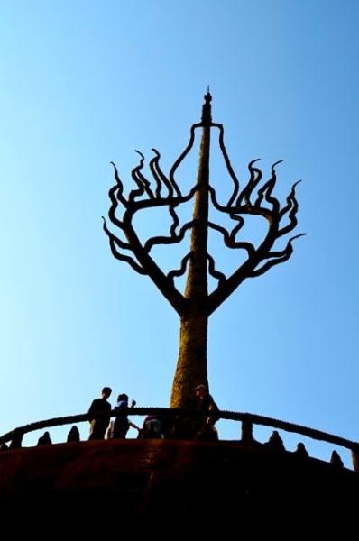 Buddha Park Vientiane Laos Xieng Khuan006