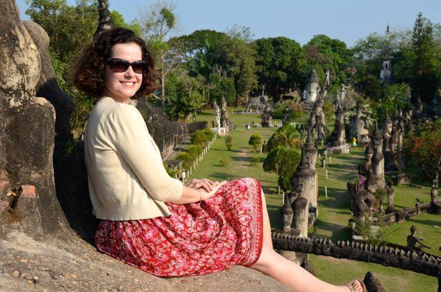 Buddha Park Vientiane Laos Xieng Khuan018