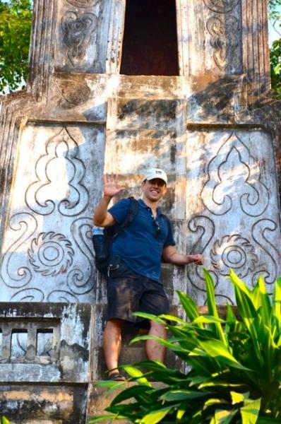 Buddha Park Vientiane Laos Xieng Khuan076