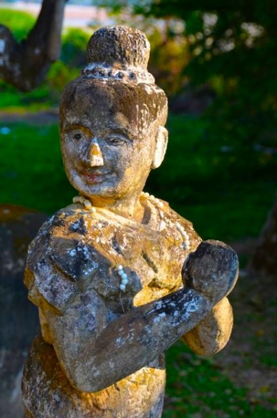 Buddha Park Vientiane Laos Xieng Khuan097