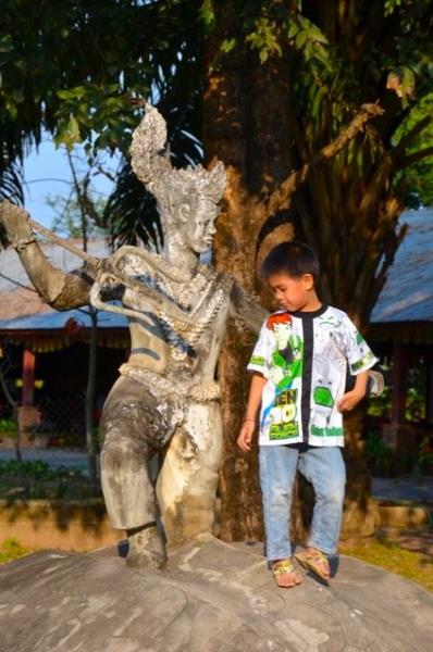 Buddha Park Vientiane Laos Xieng Khuan105