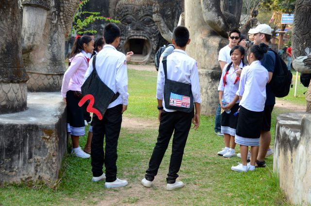 Buddha Park Vientiane Laos Xieng Khuan136