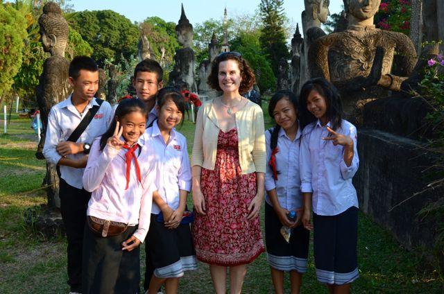 Buddha Park Vientiane Laos Xieng Khuan138