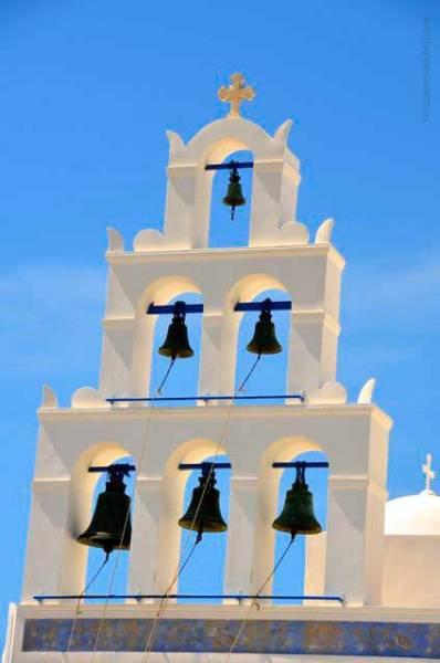 Santorini-Church-Belltower