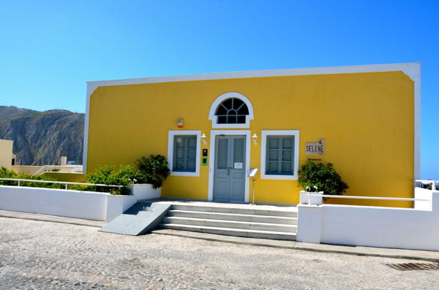 Santorini Restaurant Wine Food Cooking Class Selene Greece01
