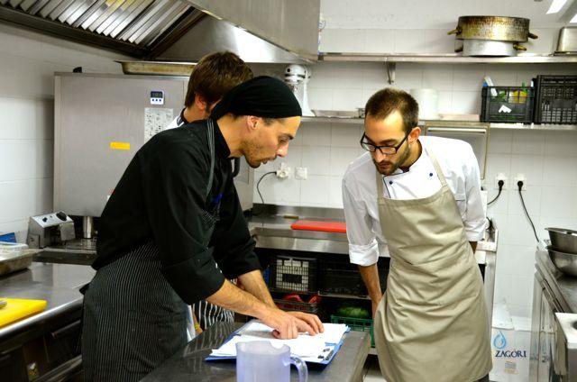 Santorini Restaurant Wine Food Cooking Class Selene Greece58