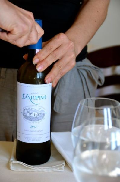 Santorini Restaurant Wine Food Cooking Class Selene Greece61