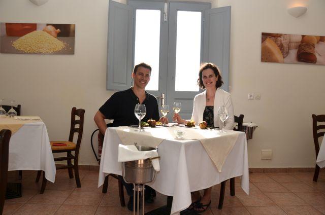 Santorini Restaurant Wine Food Cooking Class Selene Greece78