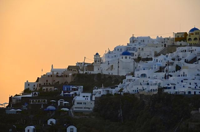 Santorini sunset 2