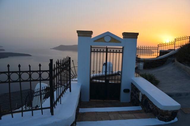 Santorini sunset 6