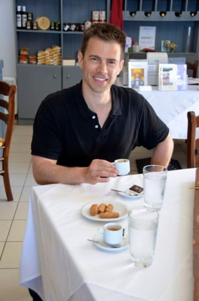 Selene Restaurant Santorini Greece 122