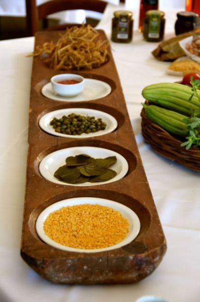 Selene Restaurant Santorini Greece 1231