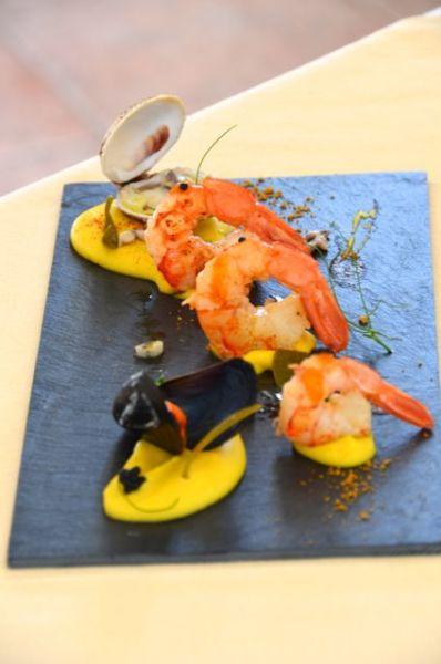 Selene Restaurant Santorini Seafood 21